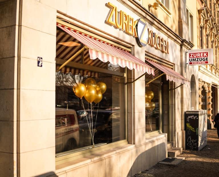 Zurek Küchenstudio in der Grünewaldstraße 7
