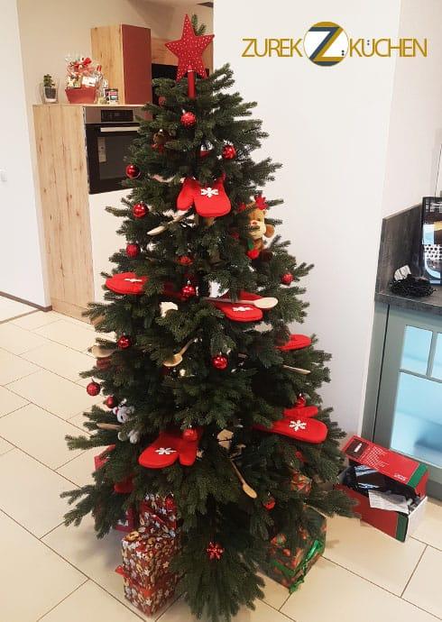 Küchenstudio Weihnachtsbaum